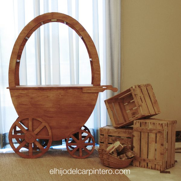 carrito vintage