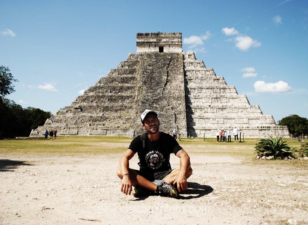 40 años México. Chichen Itza