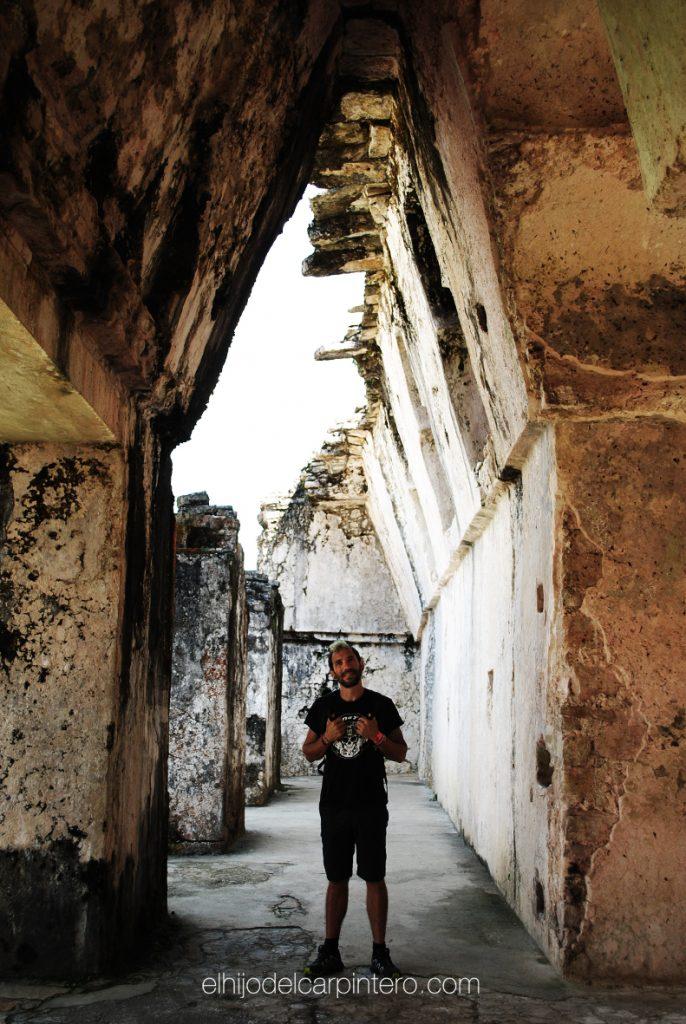 40 años México. Palenque