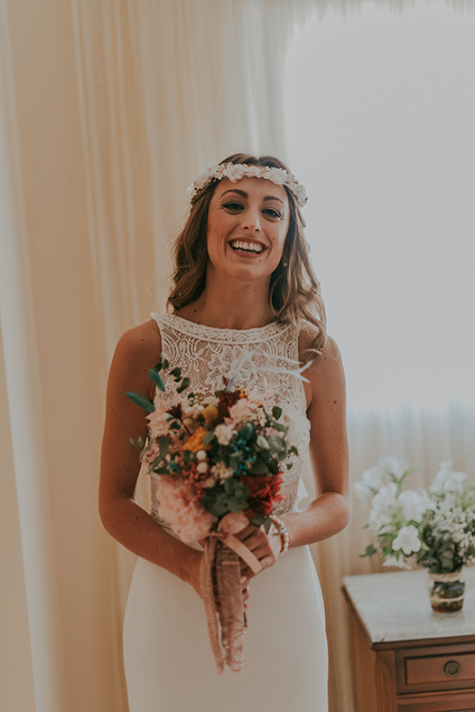 boda novia